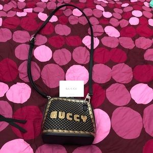 Gucci crossbody bag NEW never used